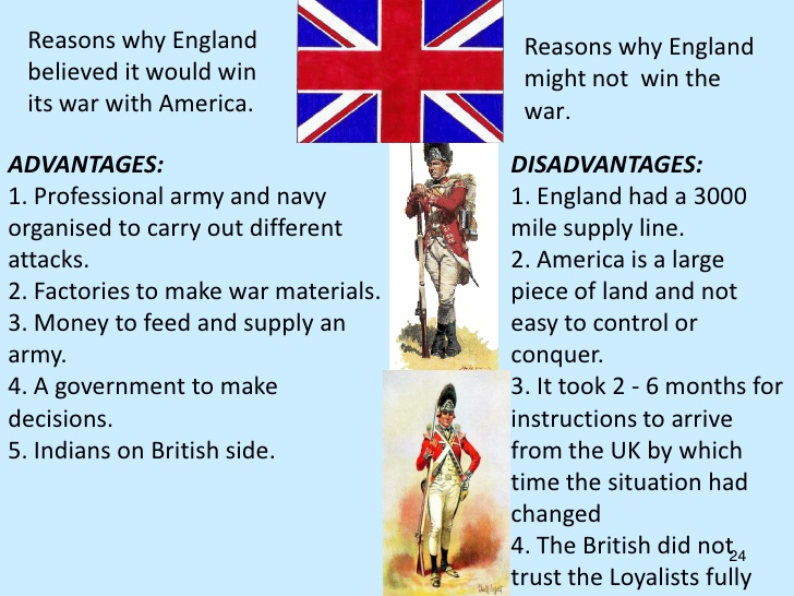 reasons led american revolutionary war The 1770 boston massacre was only one in a series of events that led american play this revolutionary clothed, and paid, during the last war, near.